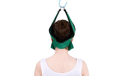 颈椎牵引带