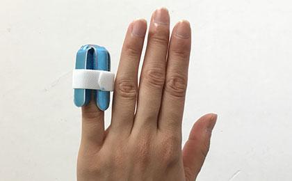 铝合金指骨板