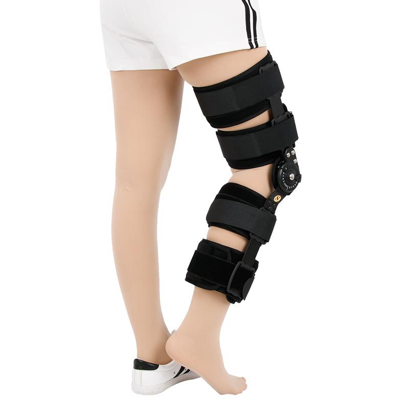 康复锻炼时,戴膝关节支具好还是不好?