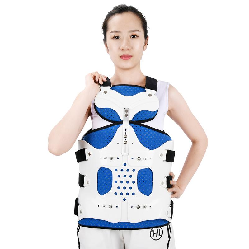 胸腰椎支具的四大作用