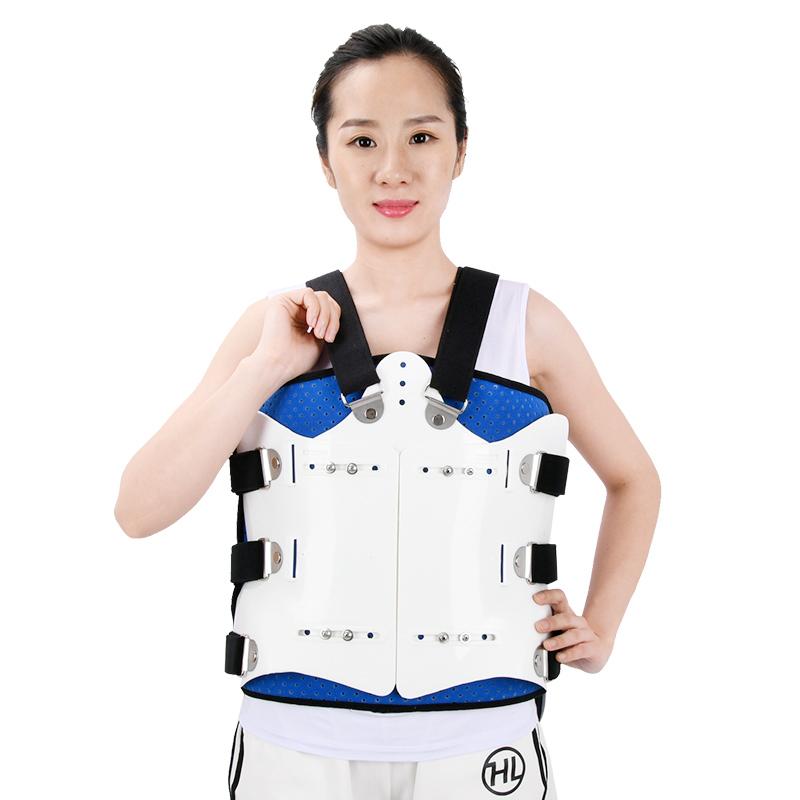 原来这才是胸腰椎骨折术后支具佩戴的正确方法!