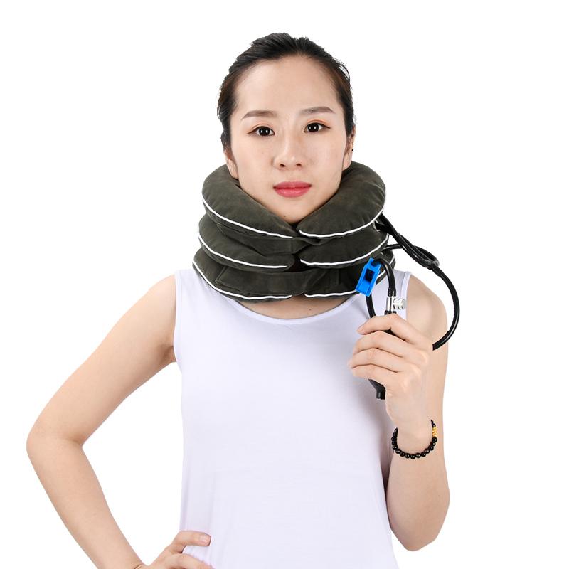 颈椎牵引器的使用方法