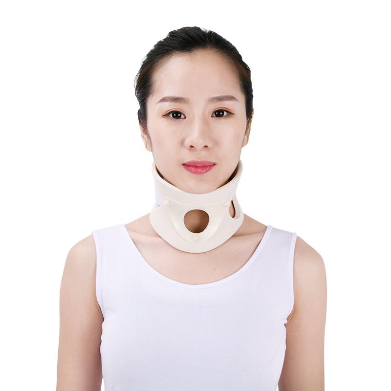 医用颈围领和颈椎固定器的关系