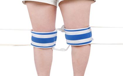 膝部约束带