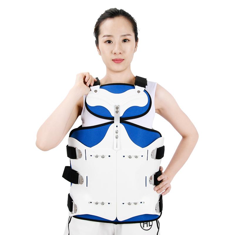 胸腰椎外固定支具在椎体成形术后的应用效果