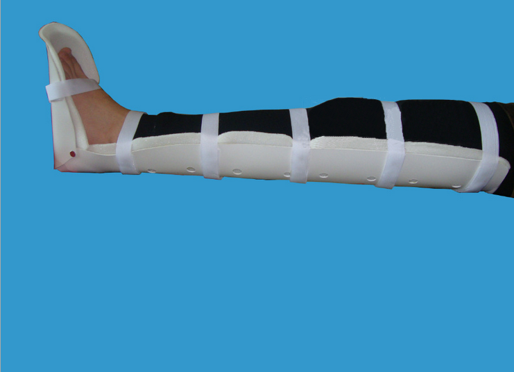 膝部下肢托具优点总结
