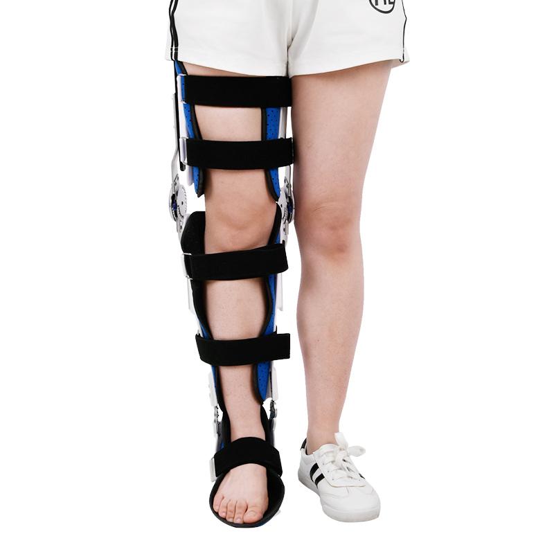 骨科下肢支具的改进